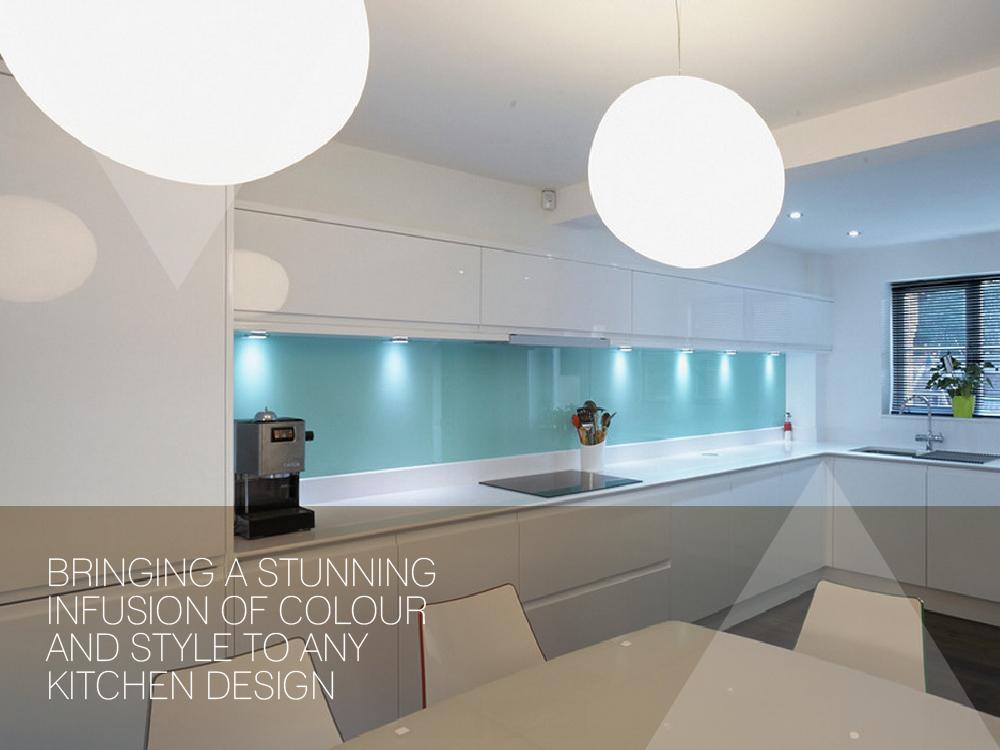 Glass Splashbacks Pinnacle Interior Products